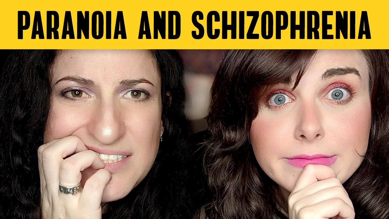 Schizophrenia and paranoia