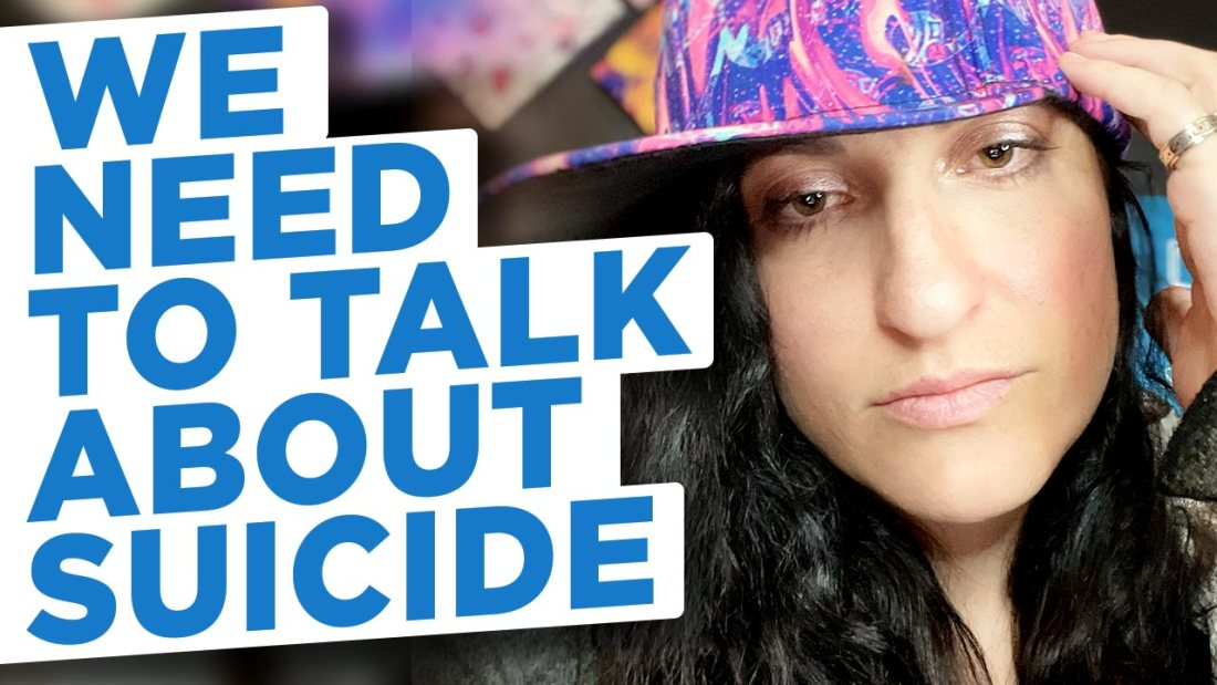 We need to talk about suicide   nick's story