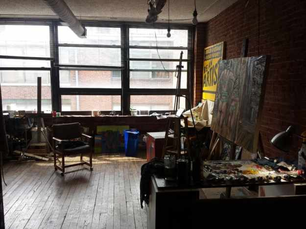 painting classes Kansas City