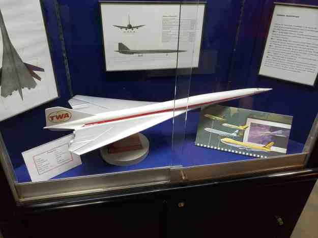 Boeing Supersonic Jet