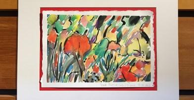 Fall Riot of Color, Stephanie Bova