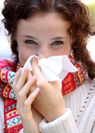 Sinusitits-Kopfschmerz