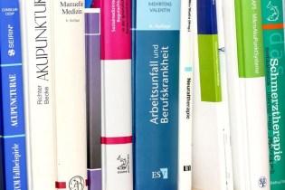 Fachliteratur rund um die Schmerztherapie