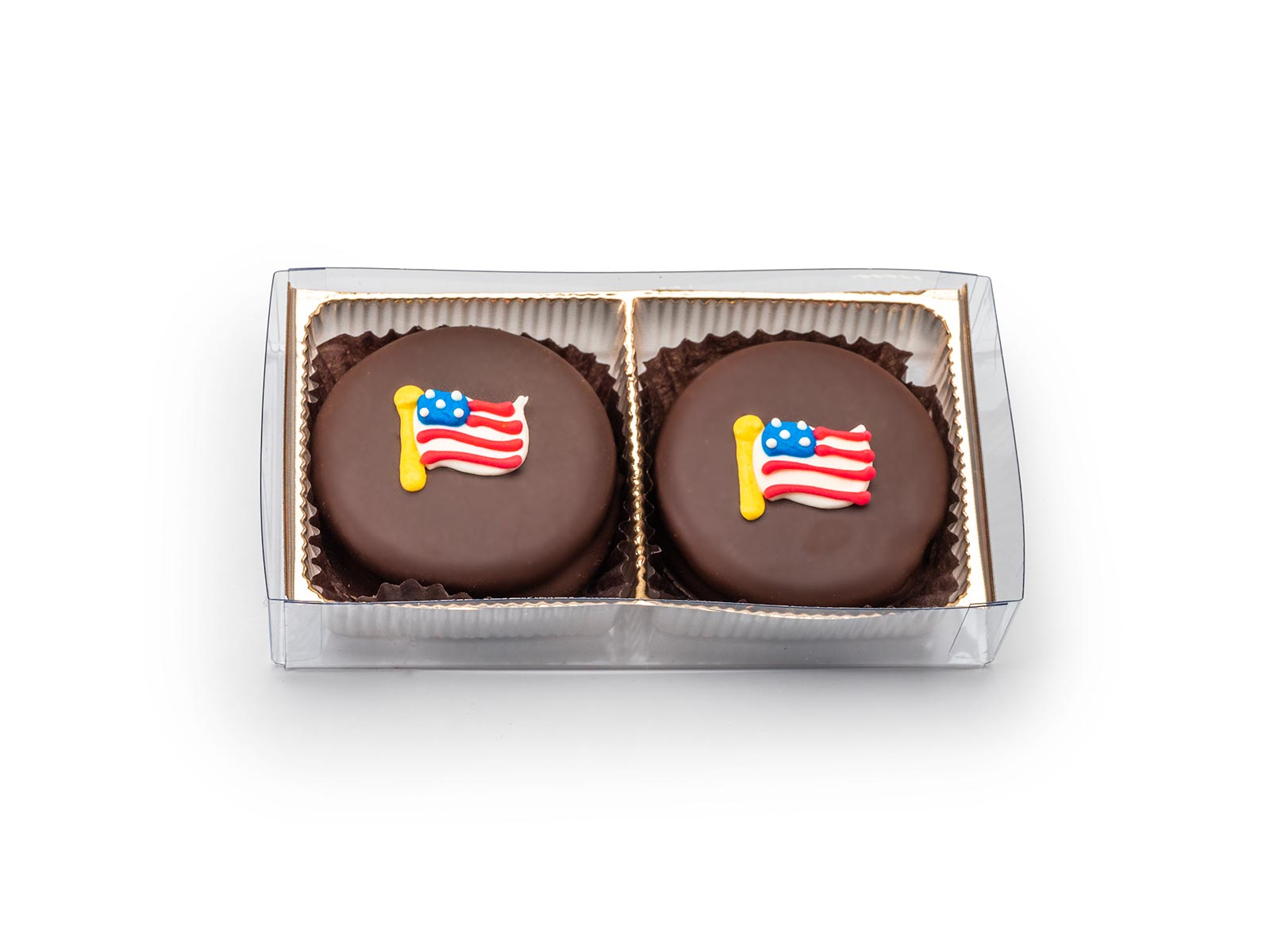 Double Stuf Oreo® Pair for 4th of July