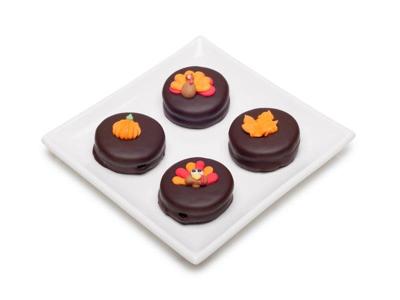 Thanksgiving Double Stuf Oreo Cookies