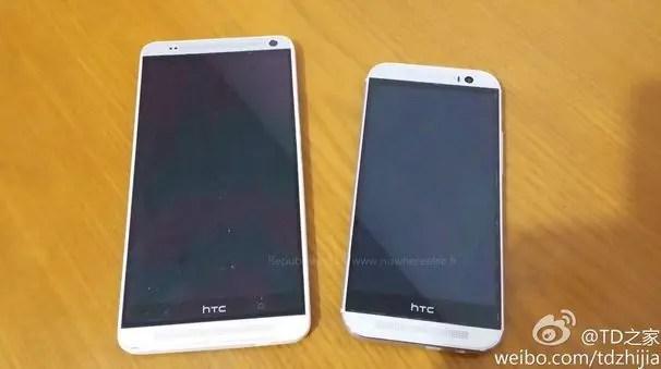 HTC M8, HTC One Max, HTC