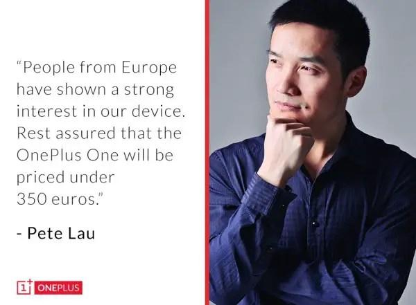 OnePlus One, OnePlus