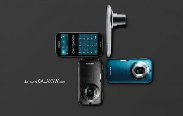 Samsung, Samsung Galaxy K zoom, Galaxy K zoom
