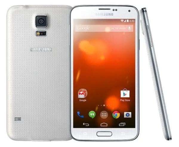 Samsung, Galaxy S5 Google Play Edition, Samsung Galaxy S5 Google Play Edition