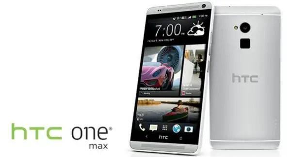 HTC One max, HTC