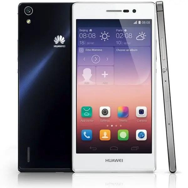 Huawei, Ascend P7, Huawei Ascend P7