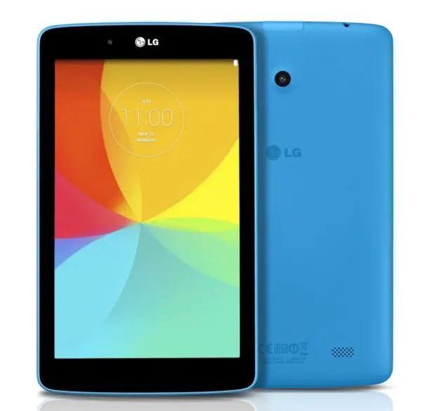 LG G Pad Produktbild