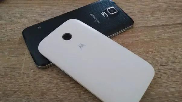 Motorola, Moto E, Motorola Moto E, Samsung, Galaxy S5, Samsung Galaxy S5