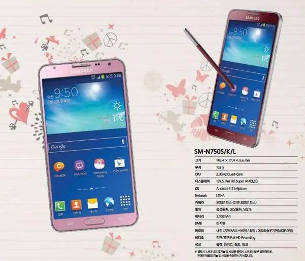 Samsung, Galaxy Note 3 Neo, Samsung Galaxy Note 3 Neo