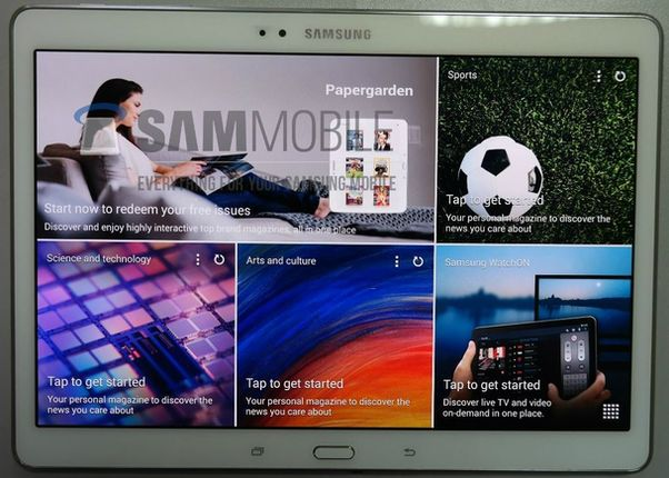 Samsung, Galaxy Tab S, Samsung Galaxy Tab S