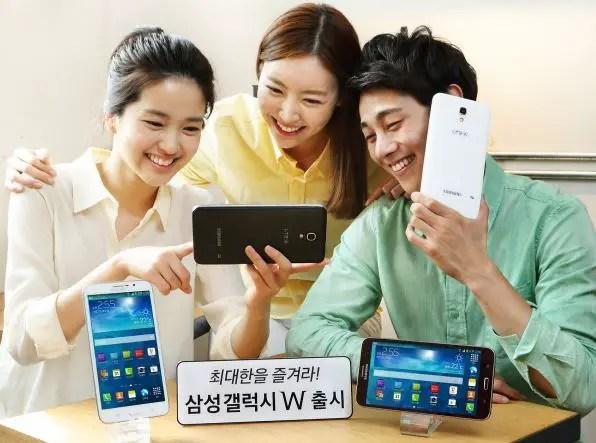 Samsung, Galaxy W, Samsung Galaxy W
