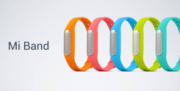 Xiaomi Mi Band Wearable