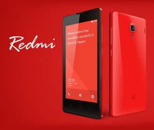 Xiaomi, Redmi Note, Xiaomi Redmi Note