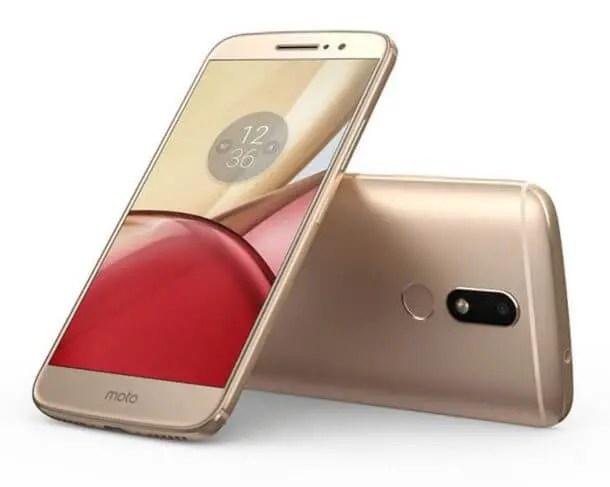 Moto M Android Smartphone