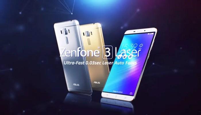 Asus ZenFone 3 Laser Android Smartphone