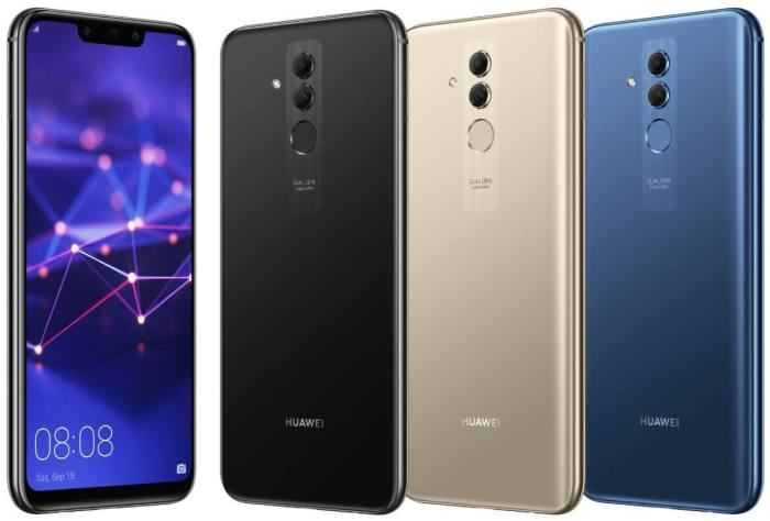 Huawei Mate 20 Lite Pressebild