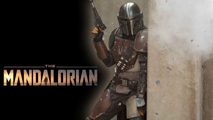 """Star Wars The Mandalorian"""