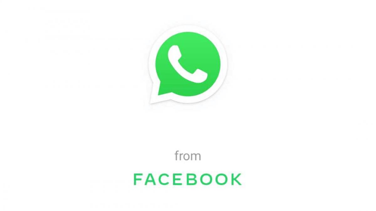 WhatsApp from Facebook Logo