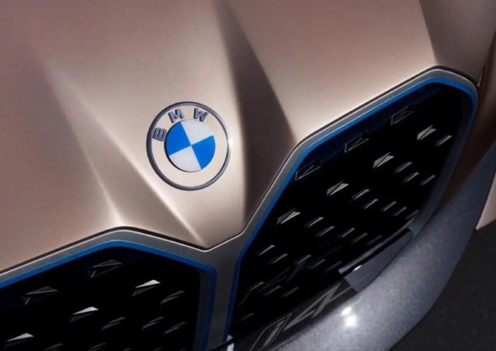 BMW Logo i4