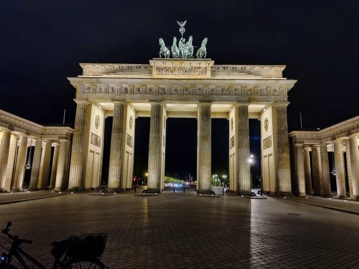 OnePlus 8 Pro Brandenburger Tor