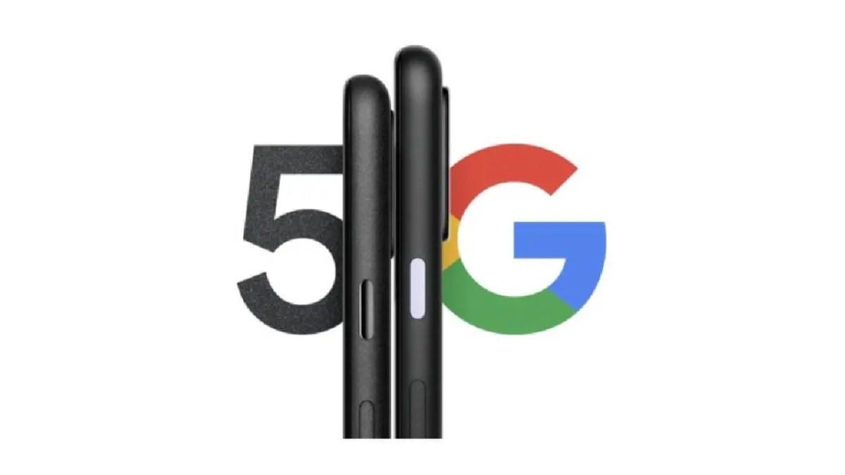 Google Pixel 4a 5G und Pixel 5