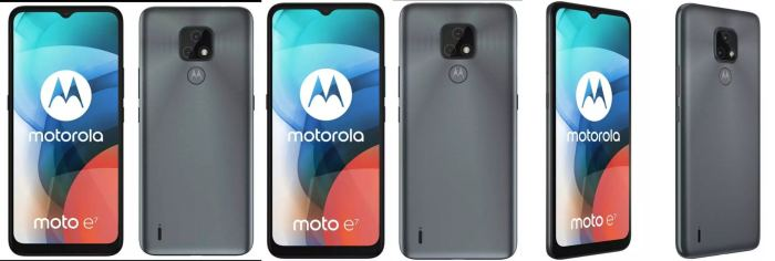 Motorola Moto E7 Leak