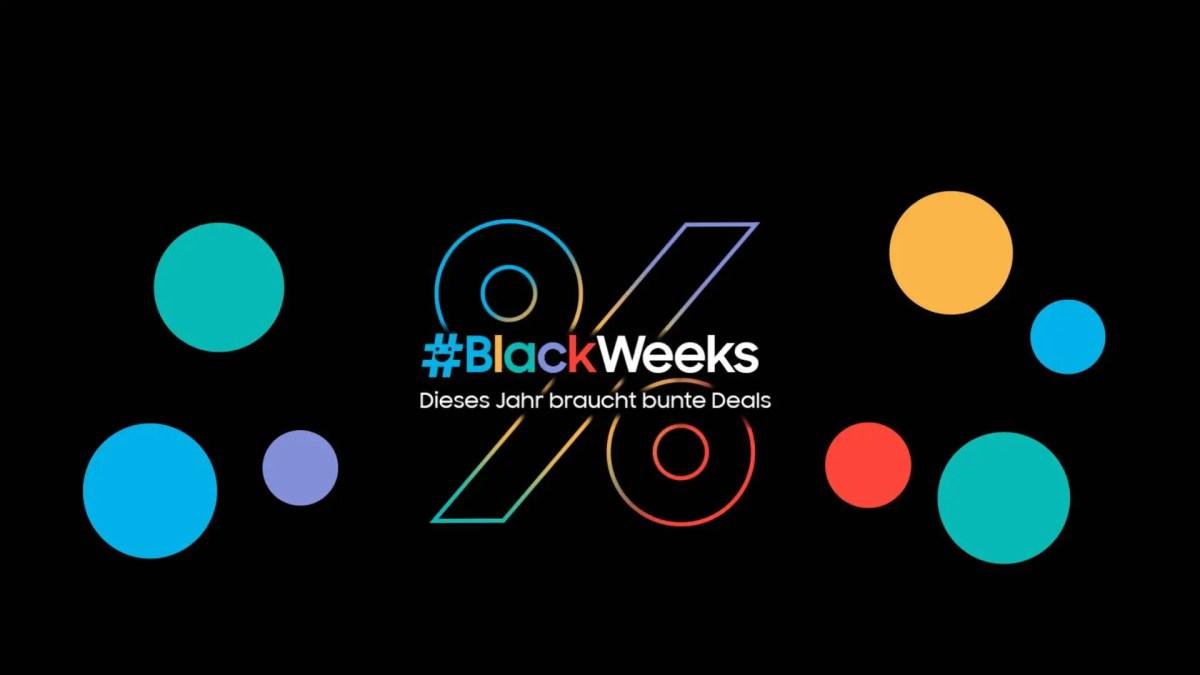 Samsung Black Weeks 2020