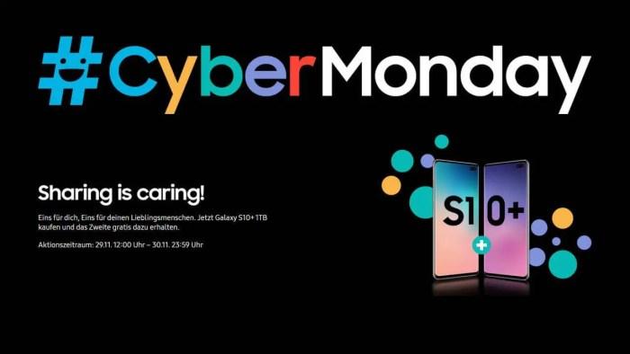 Samsung Galaxy S10+ Angebot