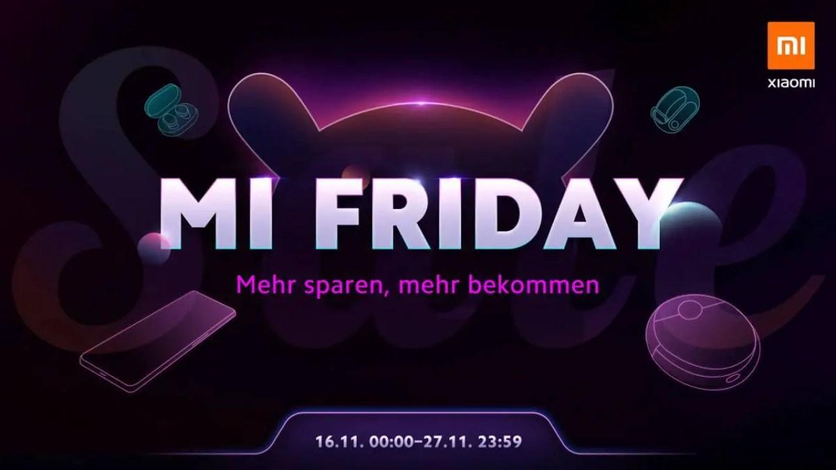 Xiaomi Mi Friday
