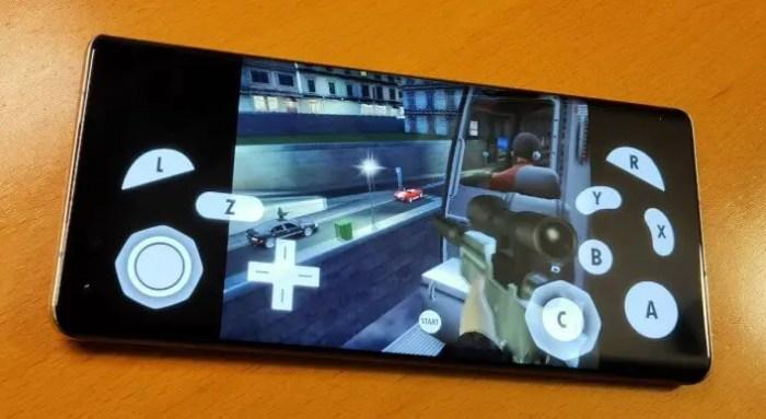 Huawei Mate 40 Pro Gamecube