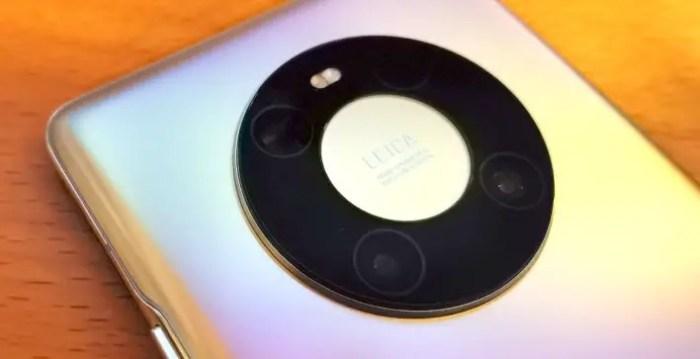 Huawei Mate 40 Pro Kamera