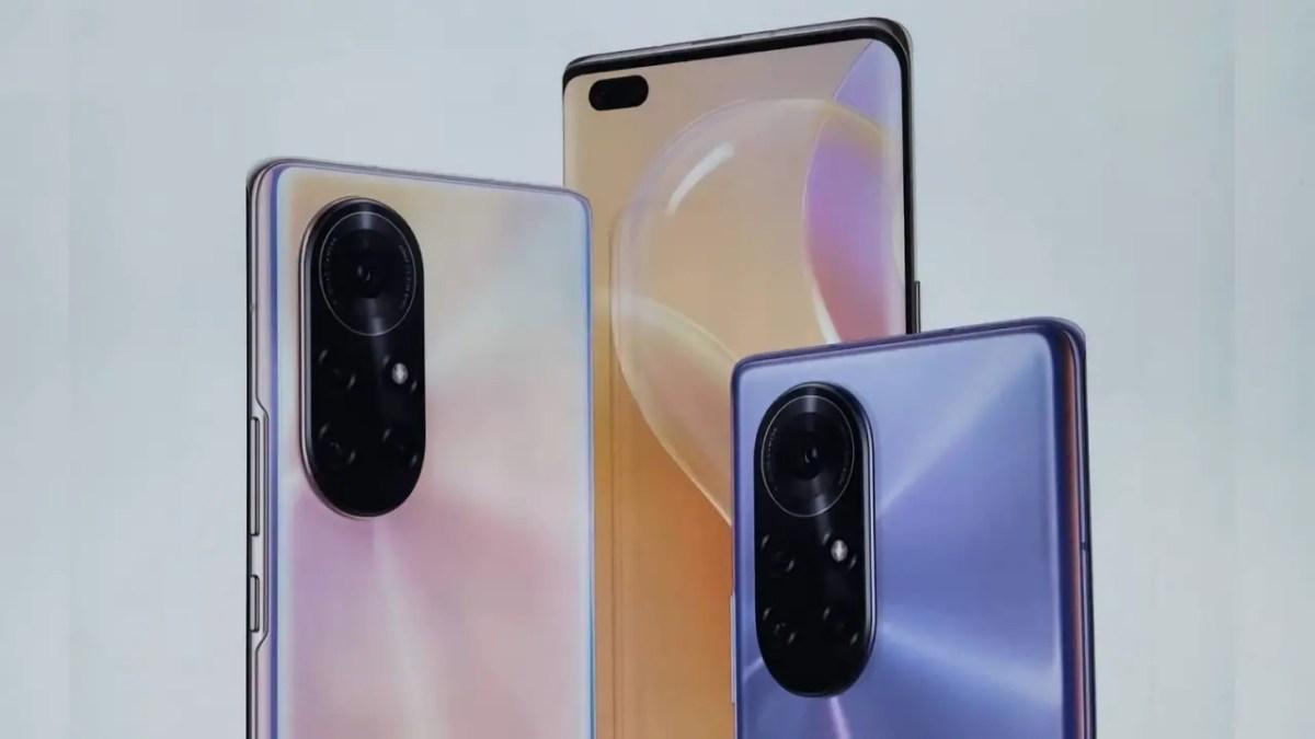 Huawei Nova 8-Series Teaser
