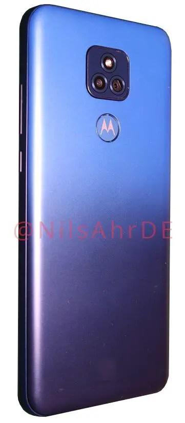 Motorola Moto G Play 2021 Live-Bild