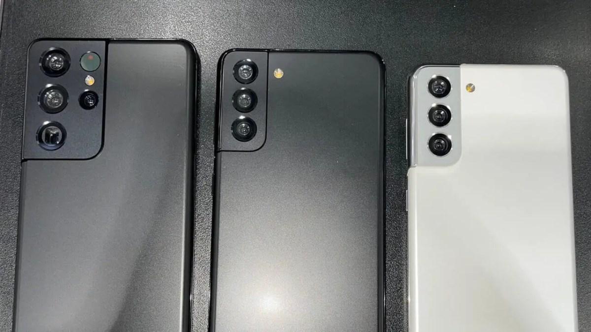 Samsung Galaxy S21-Reihe