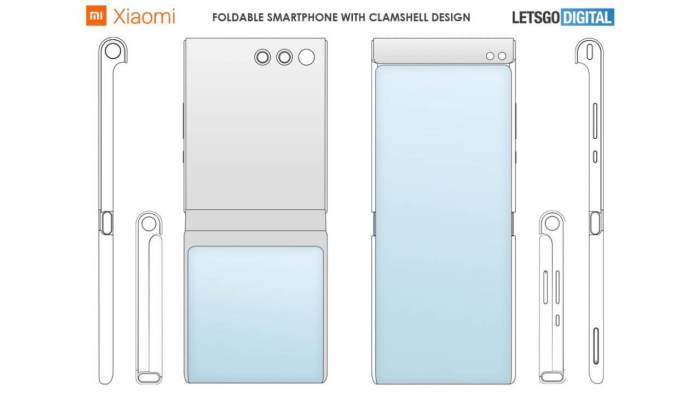 Xiaomi Clamshell Smartphone