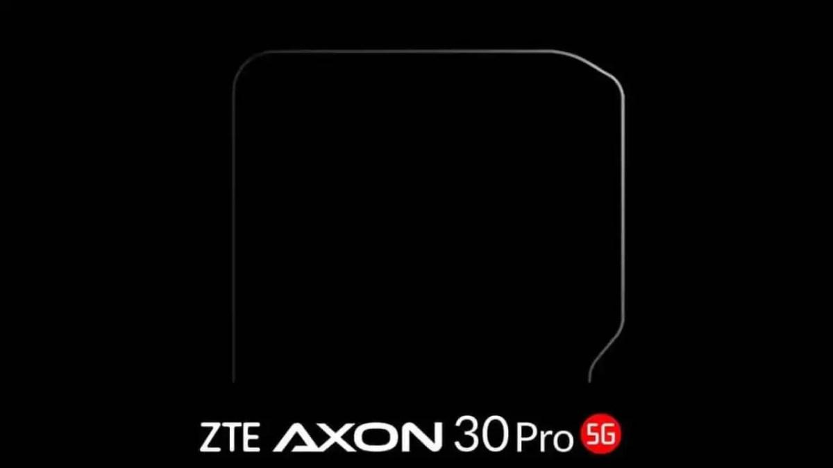 ZTE Axon 30 Pro 5G Header