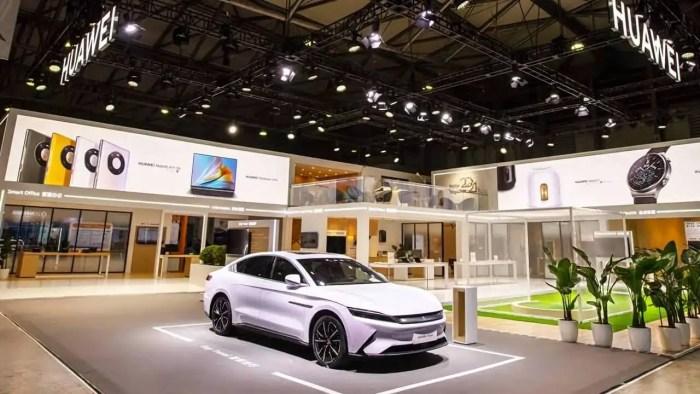 Huawei Electric Car