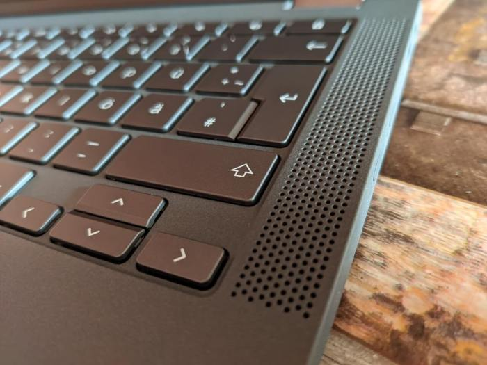 Lenovo IdeaPad Flex 5 Chromebook Lautsprecher