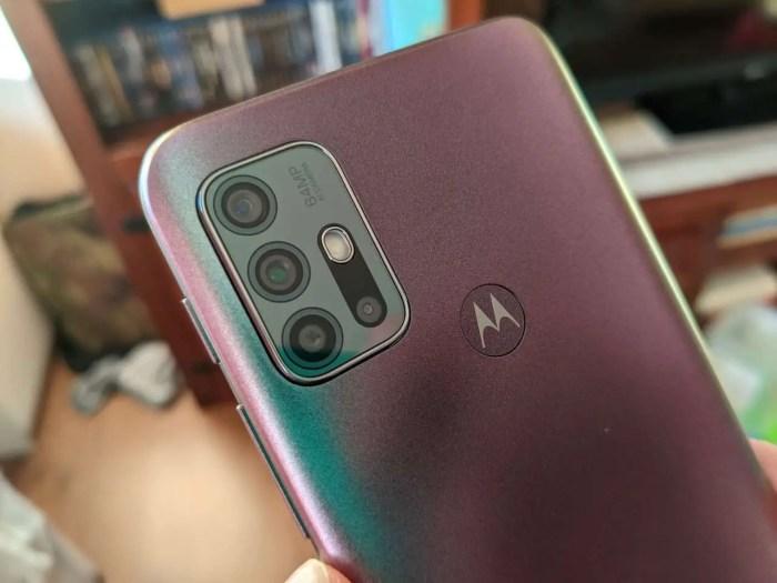 Motorola Moto G30 Kamera