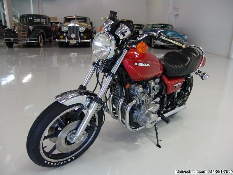 Kawasaki Kz900 Ltd Daniel Schmitt Amp Co Classic Car