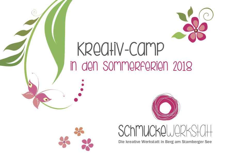Kreativ-Camp 2018