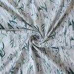 Jersey Bambuswald 95% Baumwolle 5% Elasthan