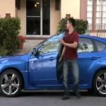 Subaru Impreza-Werbung