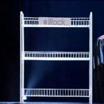 Das neue iRack bei MADtv