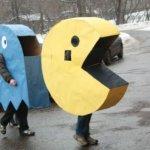 Real-Life Pacman #2